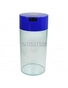 Tightvac 2.35l transparente azul