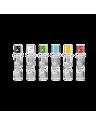 Higher standars premium glass filter