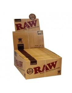 RAW King size slim display