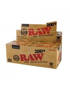 Papel RAW 200´s King Size...