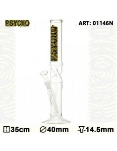 Bong cristal Psycho 35cm